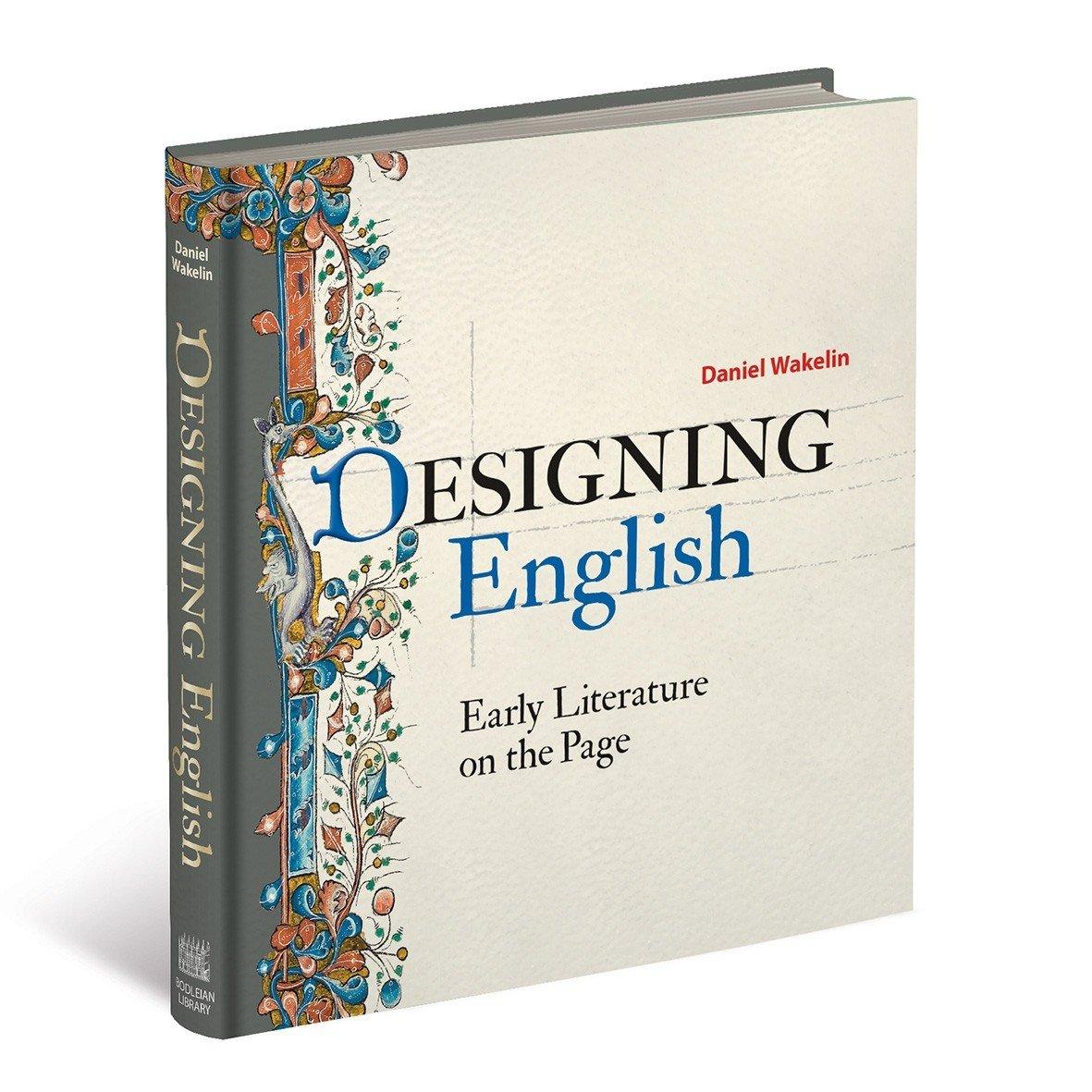 Designing English book