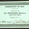 great exhibition artefacts 1 ticket