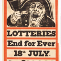 lotteries posterbodleianlibraries