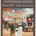 w h smith sons railway advertising system