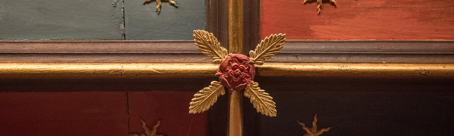Bodleian Libraries door detail