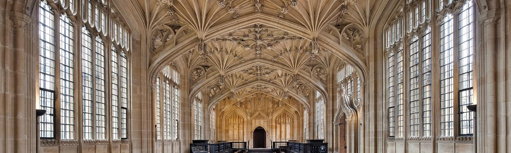 Divinity School, Old Bodleian Library