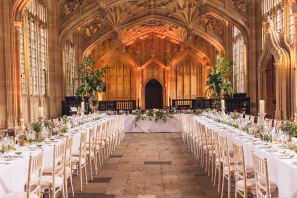 bodleian wedding