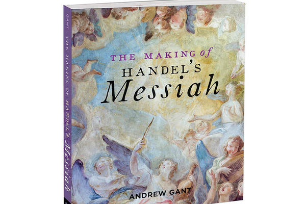 Book cover of The Making of Handel's Messiah