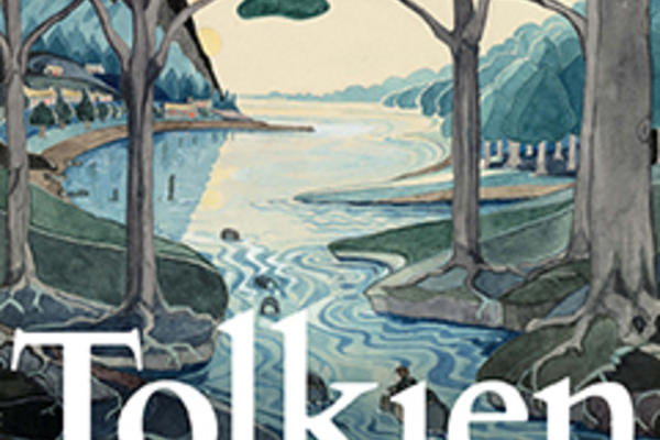 Book cover: 'Tolkien - Maker of Middle Earth'