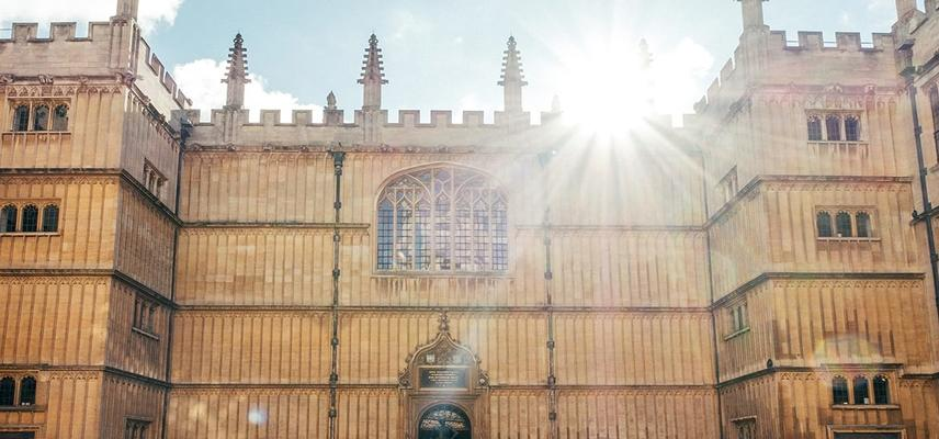 Old Schools Quadrangle, Bodleian Libraries, Oxford
