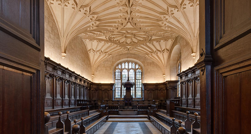 Convocation House, Old Bodleian Library, Oxford