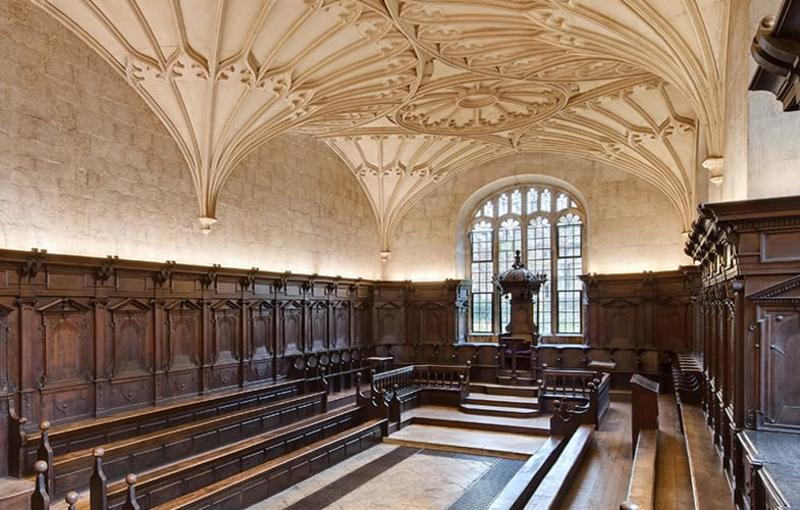 Chancellor's Court, the Bodleian Library
