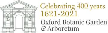 400 years botanic gardens logo